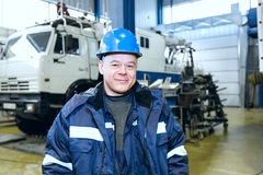 Геолог Oilman Стоковое Изображение