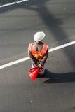 работник улицы Стоковые Фотографии RF