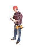 работник стоковое изображение rf