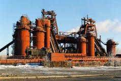 Работы металла - музей Стоковые Изображения RF
