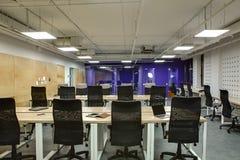Рабочие места в coworking Стоковое Изображение