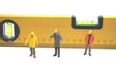 рабочий-строители стоковое изображение rf