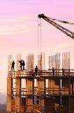 рабочий-строители Стоковые Изображения