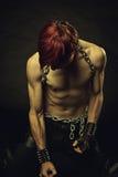 Раб Redhead стоковые изображения rf