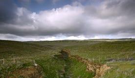 Равнина Carrizo Стоковое Изображение