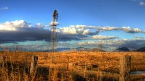 равнины Аризоны Стоковое Изображение