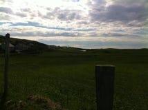 Равнины Глена Стоковое Изображение