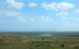 Равнины сокола Стоковое Изображение