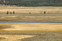 Равнины стоковое изображение