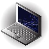 Равновеликий вектор EPS10 иллюстрации шаблона ноутбука тетради иллюстрация вектора