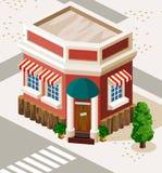 равновеликий магазин Стоковые Фото