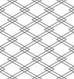 Равновеликая линейная картина иллюстрация штока