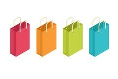 Равновеликие сумки Стоковые Изображения