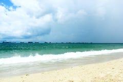 Равномерные волны Стоковое Фото