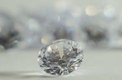 драгоценные камни moonstone минирования Стоковое Фото