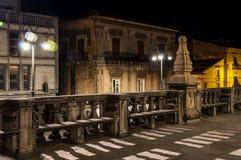 Рагуза к ноча стоковые фотографии rf
