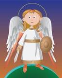 радетель ангела Стоковое фото RF