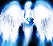 радетель ангела Стоковые Изображения RF