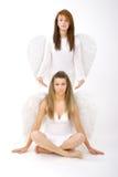 радетель ангелов стоковое фото rf
