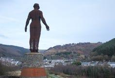 Радетель долин, ландшафт Welsh Стоковое фото RF
