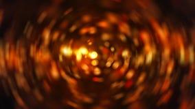 Радиальная предпосылка нерезкости золота Иллюстрация цифров Стоковое фото RF