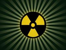радиоактивность Стоковое Изображение RF