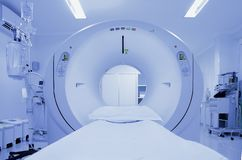 Радиология онкологии здоровья больницы томографа стоковое изображение rf
