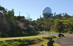 радиолокатор купола Стоковые Фото