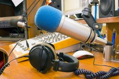 радиостанция Стоковое фото RF