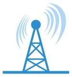 радиотелеграф антенны Стоковые Изображения RF