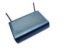 радиотелеграф маршрутизатора интернета Стоковые Изображения RF