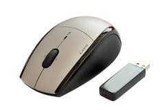радиотелеграф мыши Стоковая Фотография RF