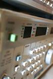 радиотехническая аппаратура стоковая фотография