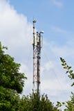 радио антенны Стоковые Фотографии RF