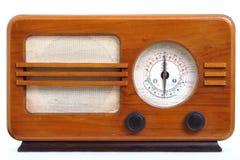 радио ретро Стоковая Фотография