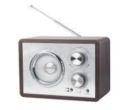 радио ретро стоковое фото