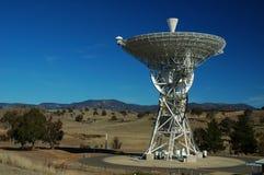 радио тарелки антенны Стоковая Фотография