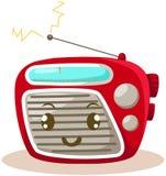 Радио иллюстрация вектора
