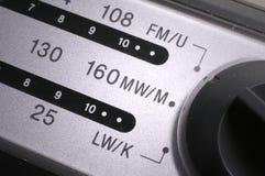 радио 3 шкал Стоковые Изображения RF