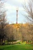 радио montreal cbc антенны Стоковые Фотографии RF