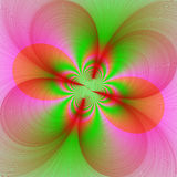 радуга бабочки Стоковые Изображения RF