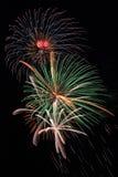 радуга взрыва Стоковое Изображение RF