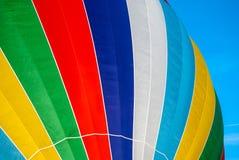 радуга воздушного шара горячая Стоковое Изображение RF