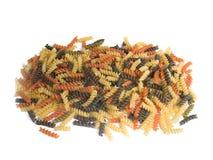 радуга макаронных изделия Стоковая Фотография