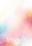 радуга предпосылки Стоковые Фотографии RF