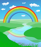 радуга бесплатная иллюстрация