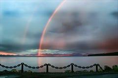 радуга Стоковые Фото