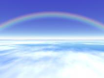 радуга Стоковые Фотографии RF