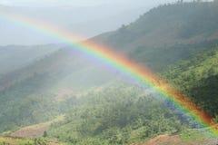 радуга Стоковое Фото