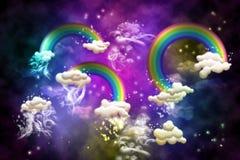 радуги Стоковые Изображения RF
